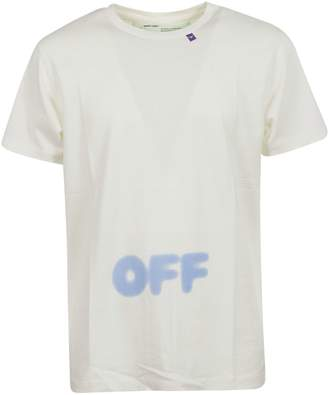 Off-White Off White Casual Logo T-shirt