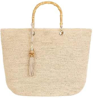 Heidi Klein Medium Savannah Bay Raffia Bag