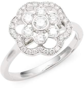 Kwiat Women's Oasis Diamond & 18K White Gold Ring