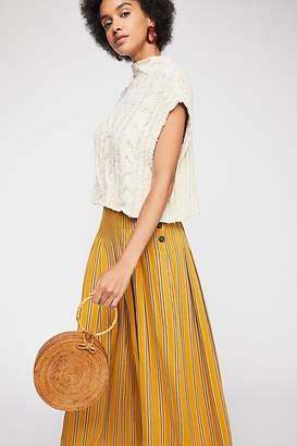 Alor Temme Bamboo Clutch