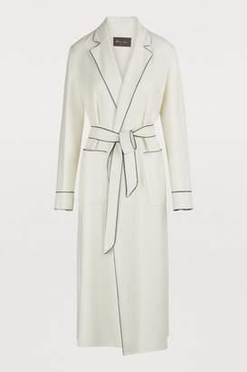 Loro Piana Noran double cashmere coat