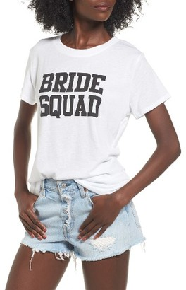 Women's Sub_Urban Riot Bride Squad Graphic Tee $36 thestylecure.com