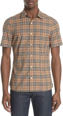 Burberry Alexander Check Sport Shirt