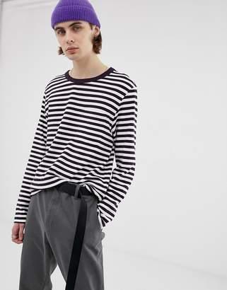 Weekday Strip Stripe Long Sleeve