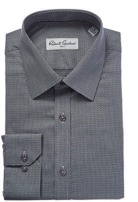 Robert Graham Fox Modern Fit Dress Shirt