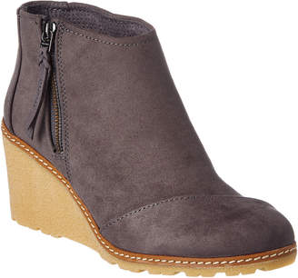 Toms Women's Avery Wedge Bootie
