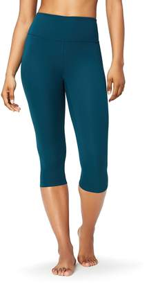 Core 10 Women's Spectrum Yoga High Waist Capri Legging - 21""