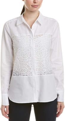 BCBGMAXAZRIA Lace Top