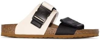 Birkenstock Rick Owens X buckle strap sandals