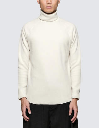 SASQUATCHfabrix. Knit Corduroy Turtleneck