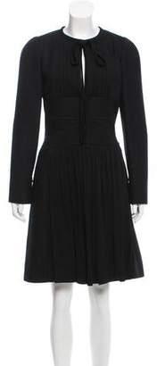 Chanel 2016 Wool Dress