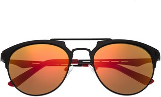 Breed Hercules Polarized Titanium Sunglasses