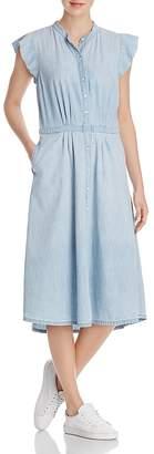 Joie Awel Chambray Shirt Dress