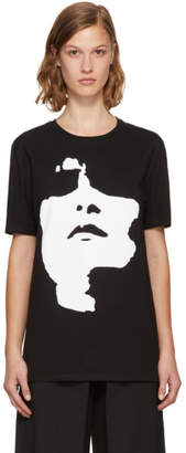 Neil Barrett Black Oversized Siouxsie T-Shirt