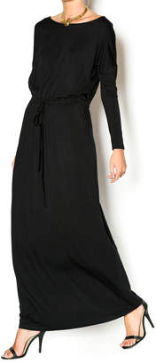 Tua Drawstring Maxi Dress