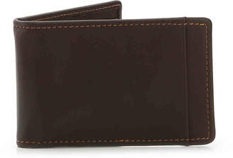 Dopp Ragatta Money Clip Leather Wallet - Men's