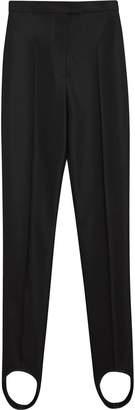Burberry high-waist jodhpur trousers