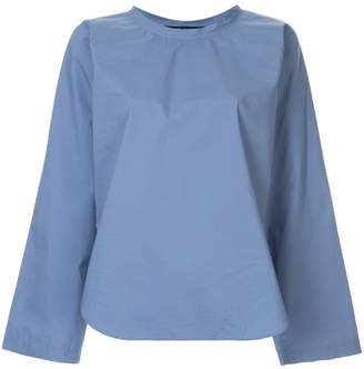 Sofie D'hoore long-sleeve flared blouse
