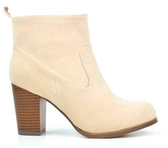 Chloé Chase & Emery Bootie