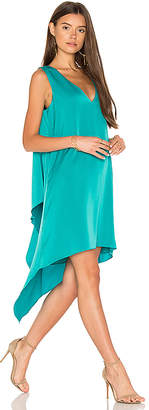BCBGMAXAZRIA Shana Dress in Turquoise $228 thestylecure.com
