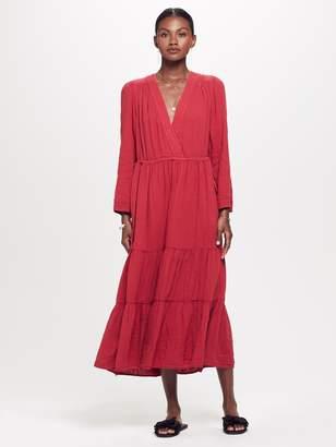 Everly Xirena XiRENA Dress - Redwood