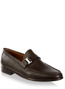 Bally Colbar Leather Loafers