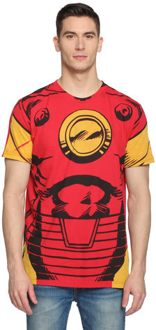 Iron Man Hybrid Apparel Costume Tee