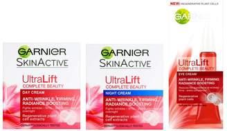 Care Garnier Ultralift Anti Ageing Skin Regime Kit