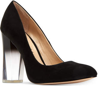 Katy Perry A.w. Lucite-Heel Pumps Women's Shoes