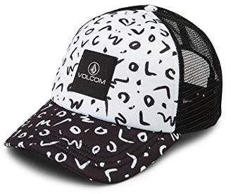 Volcom Junior's TAGURIT Graphic Trucker HAT