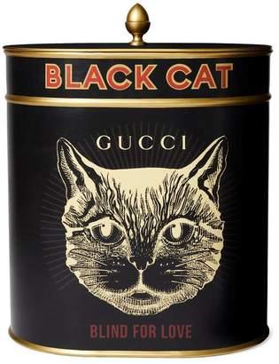 Gucci Cat print basket