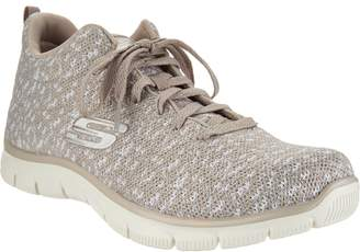 Skechers Multi-Knit Lace-up Sneaker - Connections
