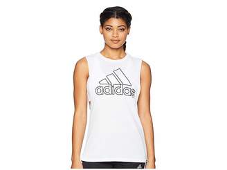 adidas Badge of Sport Muscle Tank Top