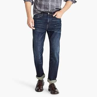 1040 Athletic-fit jean in stretch dark worn Japanese denim