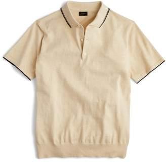 J.Crew J. CREW Tipped Sweater Polo
