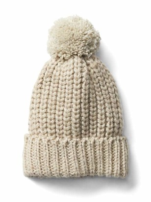 Ribbed knit beanie $29.95 thestylecure.com