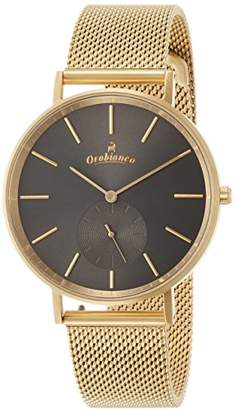 Orobianco (オーロビアンコ) - [オロビアンコ] 腕時計 TIME-ORA センプリチタス Amazon.jp特別価格 OR-0061-03 正規輸入品