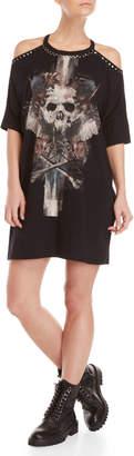 Religion Fall T-Shirt Dress