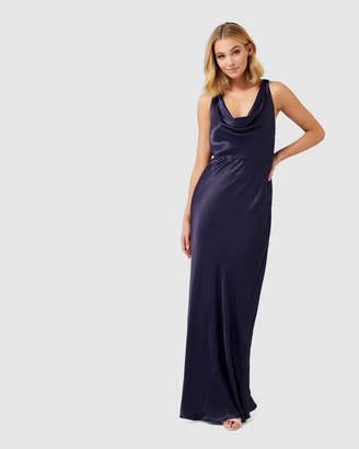 Forever New Selina Cowl Neck Gown