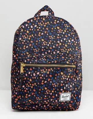 Herschel Grove Floral Backpack