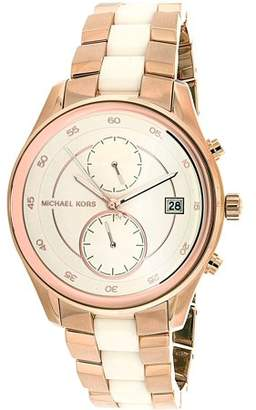 Michael Kors Women's Briar Watch Quartz Mineral Crystal MK6467