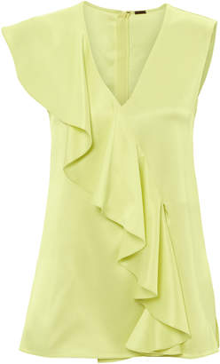 ADAM by Adam Lippes Charmeuse Silk Blouse