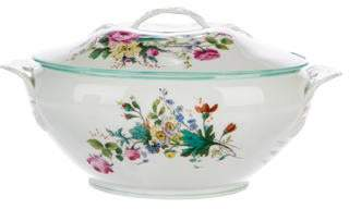 Haviland Floral Porcelain Tureen
