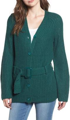 Leith Belted Cardigan