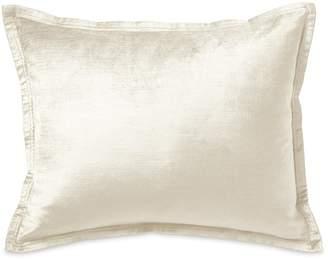 "Donna Karan Velvet Decorative Pillow, 16"" x 20"""