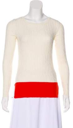 Cédric Charlier Lightweight Knit Sweater