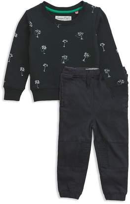 Sovereign Code Boys' Palm Tree Sweatshirt & Jogger Pants Set