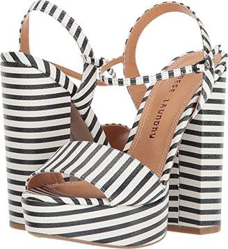 Chinese Laundry Women's Aries Stripe Platform Sandal