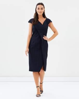 Eleanor Cross-Over Dress