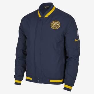 Nike Golden State Warriors Courtside Men's NBA Jacket